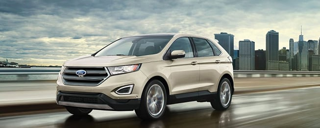 New 2017 Ford Edge for sale in Pittsboro NC