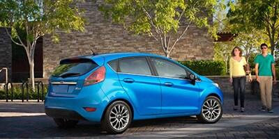 2017 Ford Titanium Hatch in Pittsboro NC