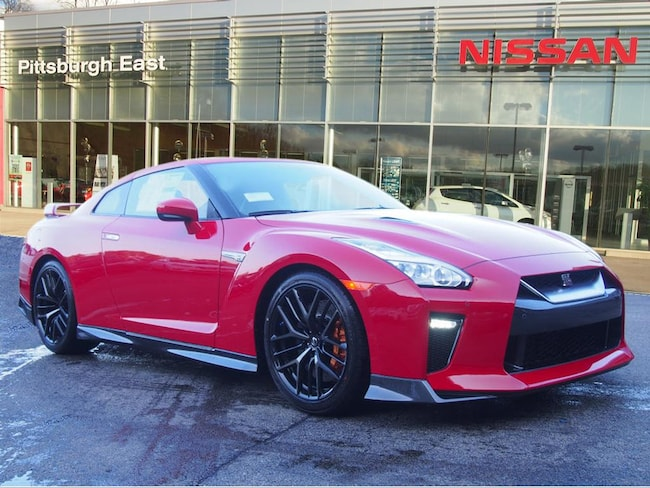 New 2017 Nissan GT-R Pure Coupe For Sale/Lease Pittsburgh, PA