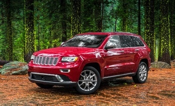 Jeep Grand Cherokee compared to Jeep Cherokee near Boston  Whats