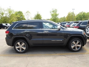 2014 Jeep Grand Cherokee Uk Review
