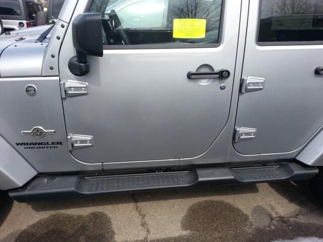 Jeep Tubular Side Steps Chrysler Jeep Dodge Ram Dealer