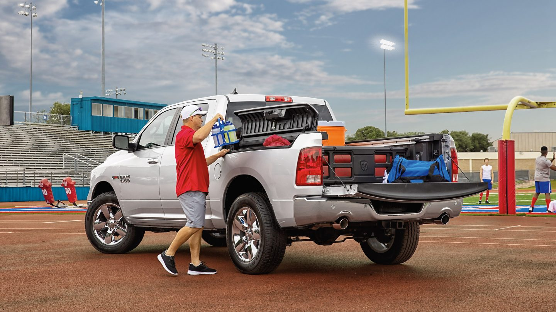 2017 RAM Full Size Pickup Truck