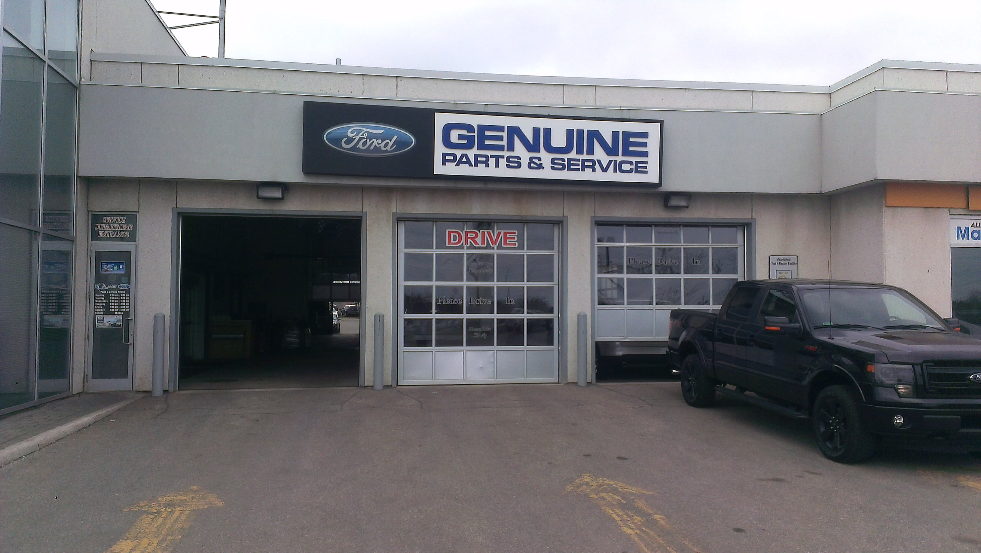 Trusted Ford Service Centre