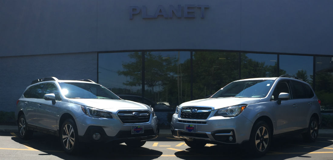 Subaru Outback Vs Forester >> MOST RECENT MODELS! | 2018 Subaru Forester vs 2018 Outback | Planet Subaru, Hanover Massachusetts
