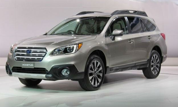 Boston subaru dealer subaru outback vs toyota highlander for Honda crv vs toyota highlander