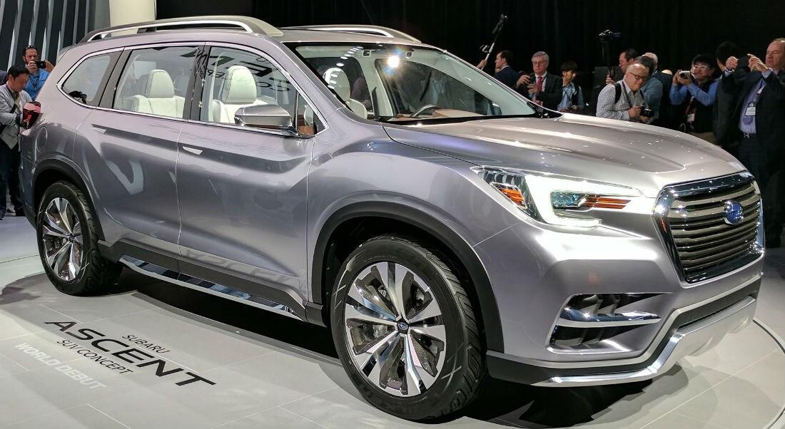 2019 Subaru Ascent starting at $31,995 | Boston Subaru ...