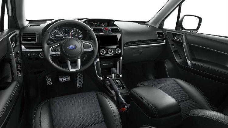 Hasil gambar untuk Subaru Forester 2017