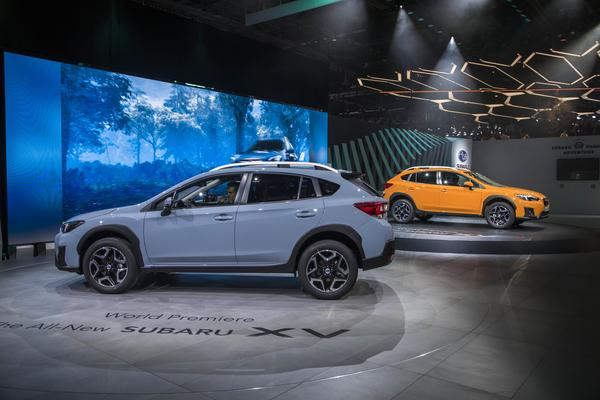 2018 Subaru Crosstrek Priced Under 23 000 Boston Subaru