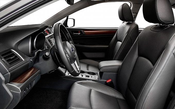 Black Vs Ivory Leather Interior Page 4 Subaru Outback Subaru Outback Forums