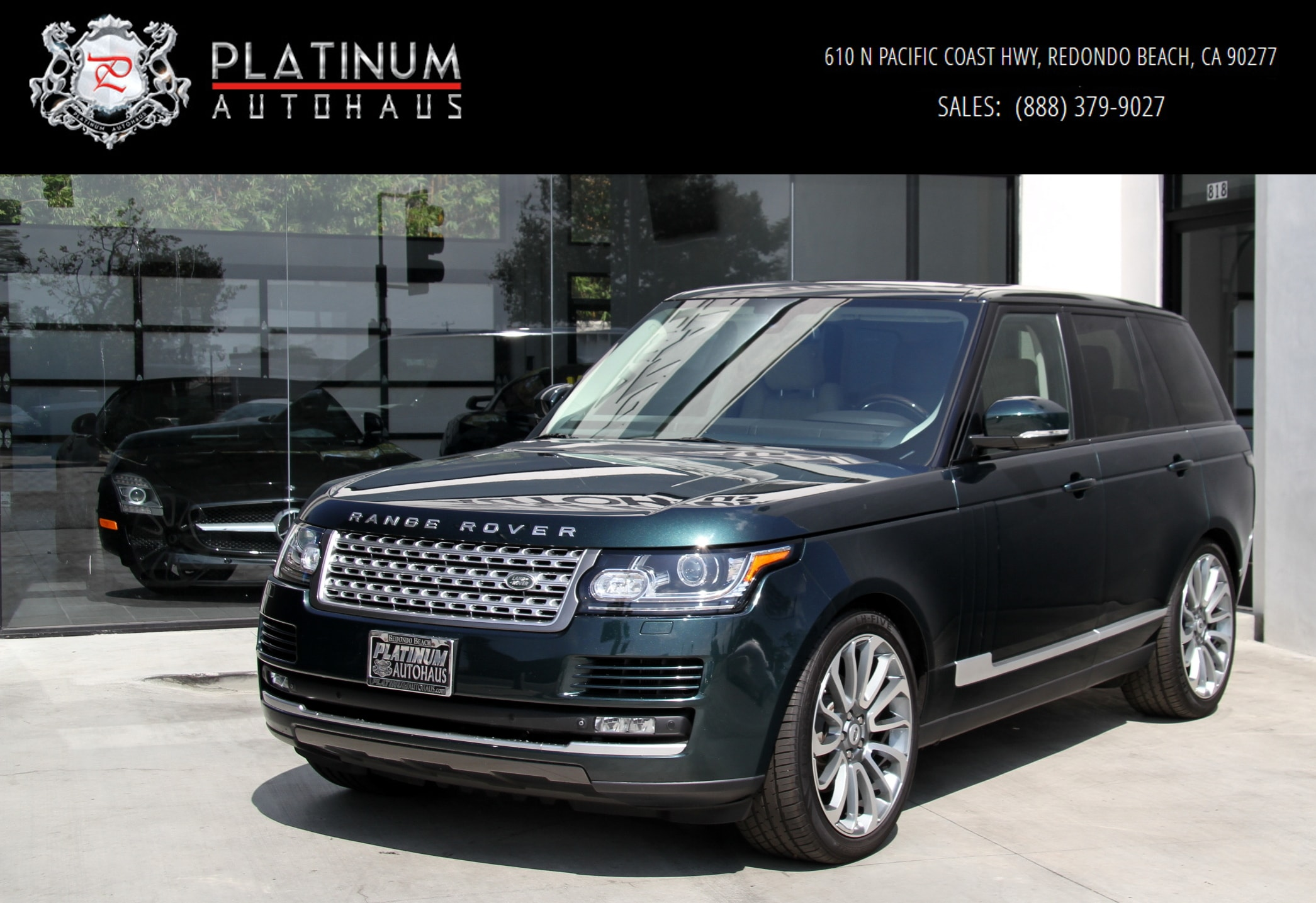 2014 Land Rover Range Rover HSE SUV