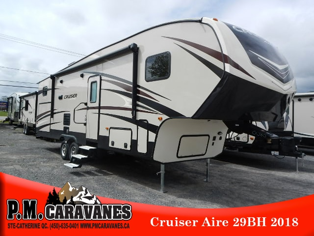 2018 CRUISER BY CROSSROADS RV CR29BH Aire - NOUVEAU