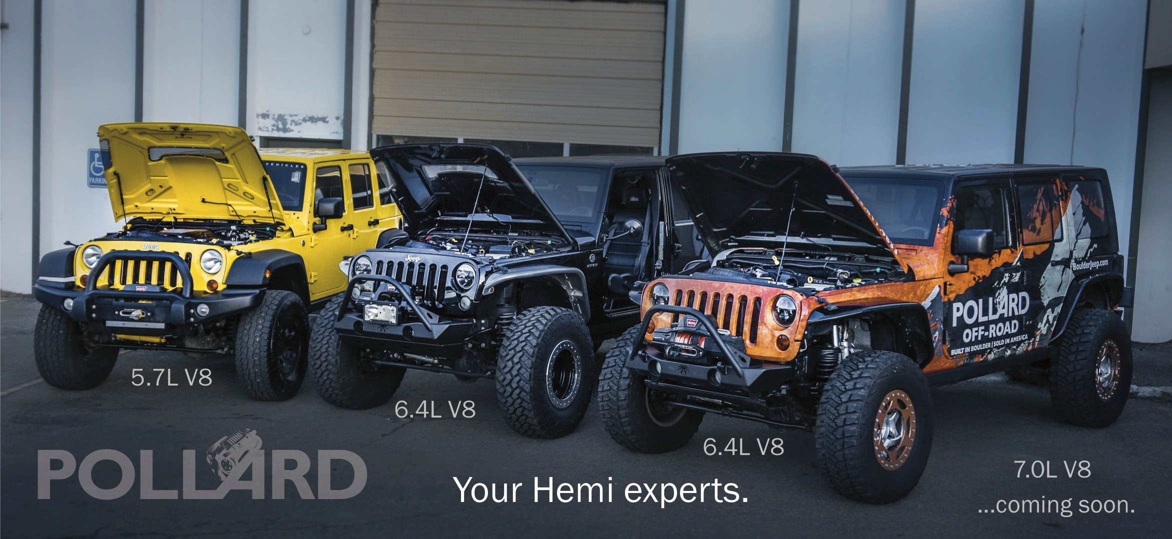About Pollard Jeep Dealership