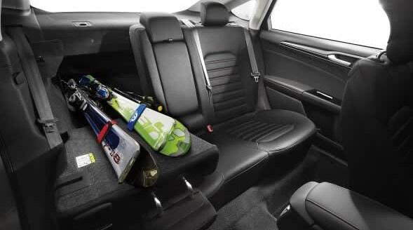2015 Ford Fusion Hybrid SE Interior