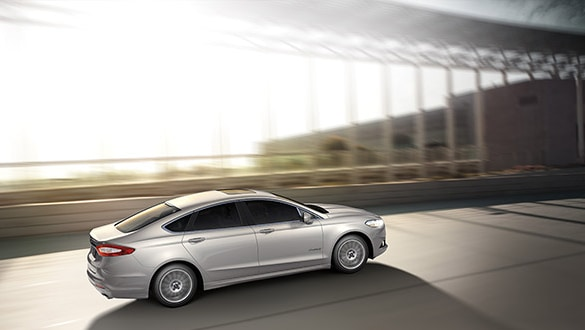 2015 Ford Fusion Hybrid SE Exterior Side View