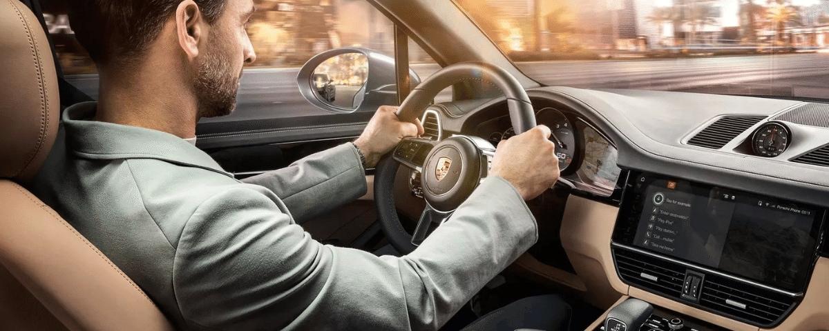 Porsche Voice Pilot