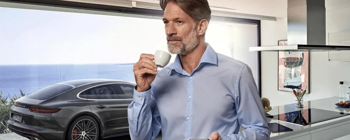 Porsche Connect App: My Destinations