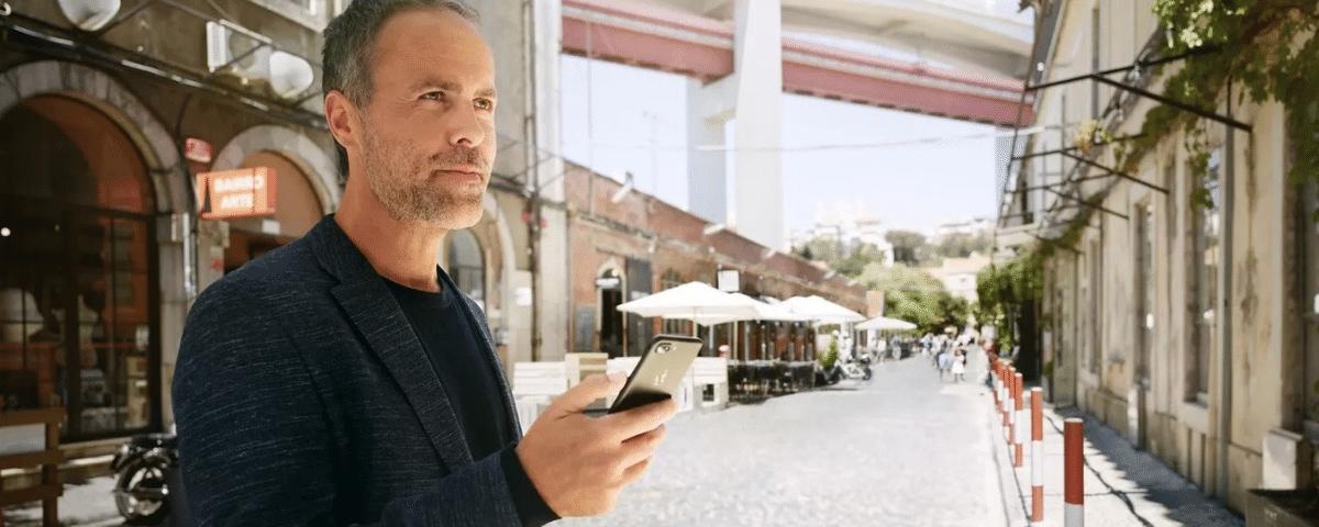 Porsche Connect App: First Mile Navigation