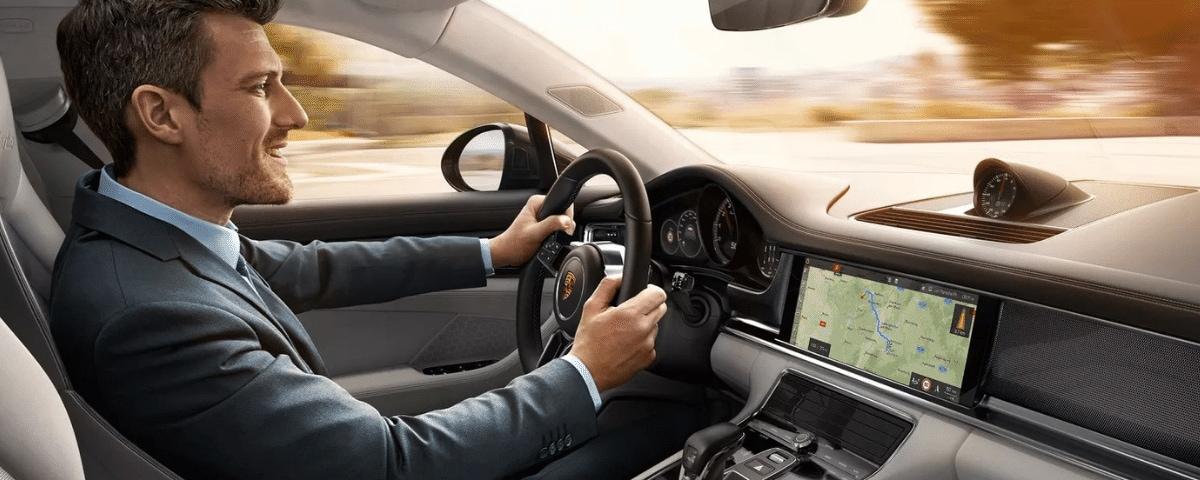 Porsche Connect Personal Routes