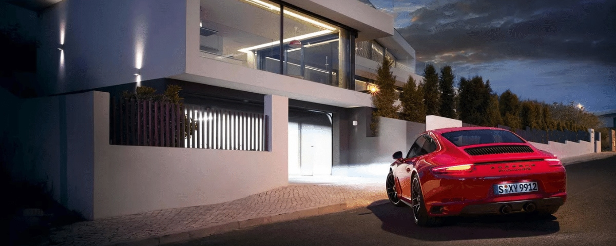 Porsche Smart Home