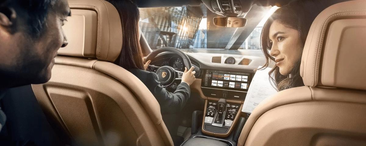Porsche Connect Radio Plus