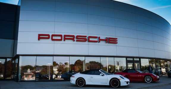 Directions to Porsche Plano Dealership