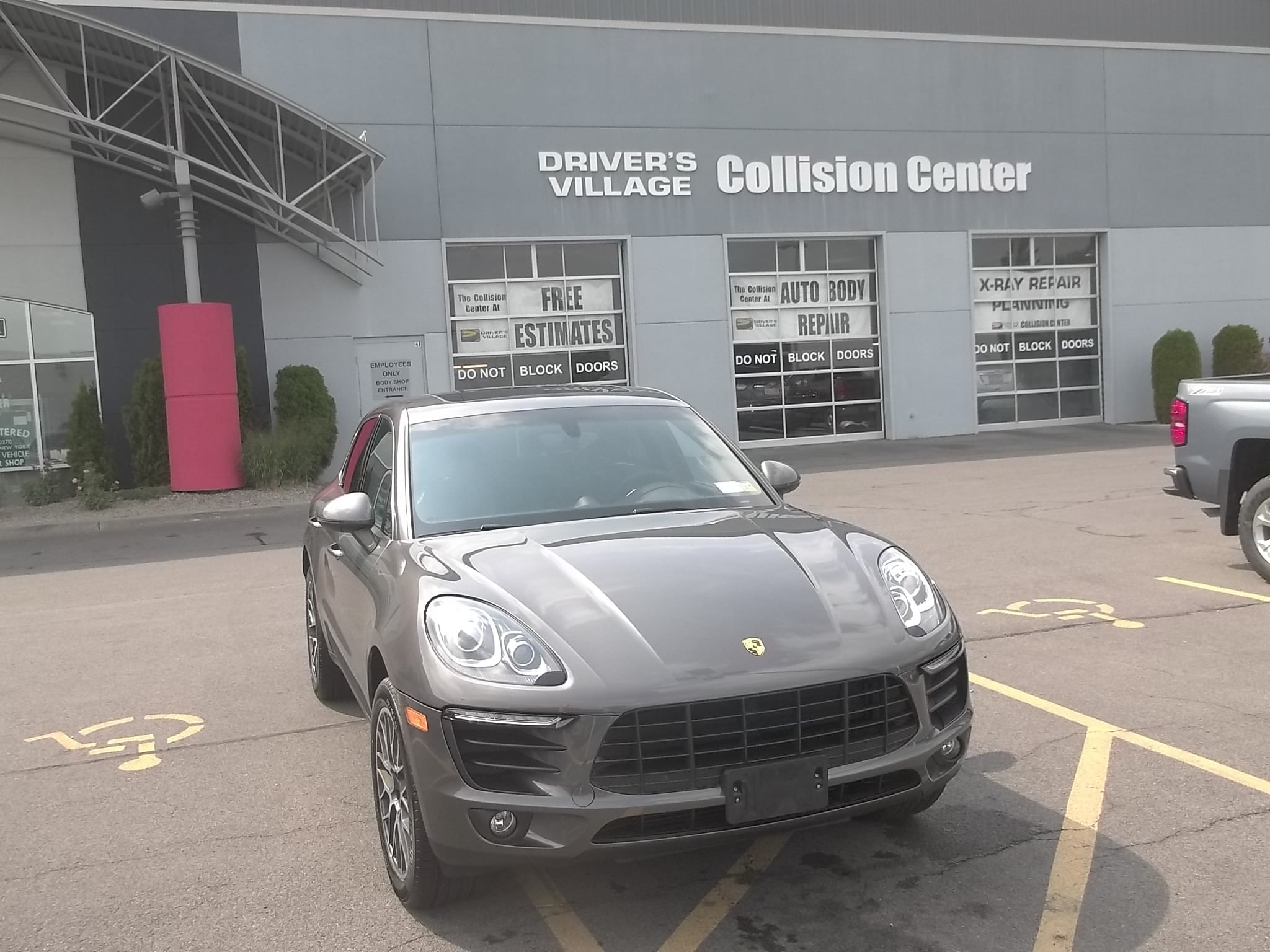The driver s village collision center the