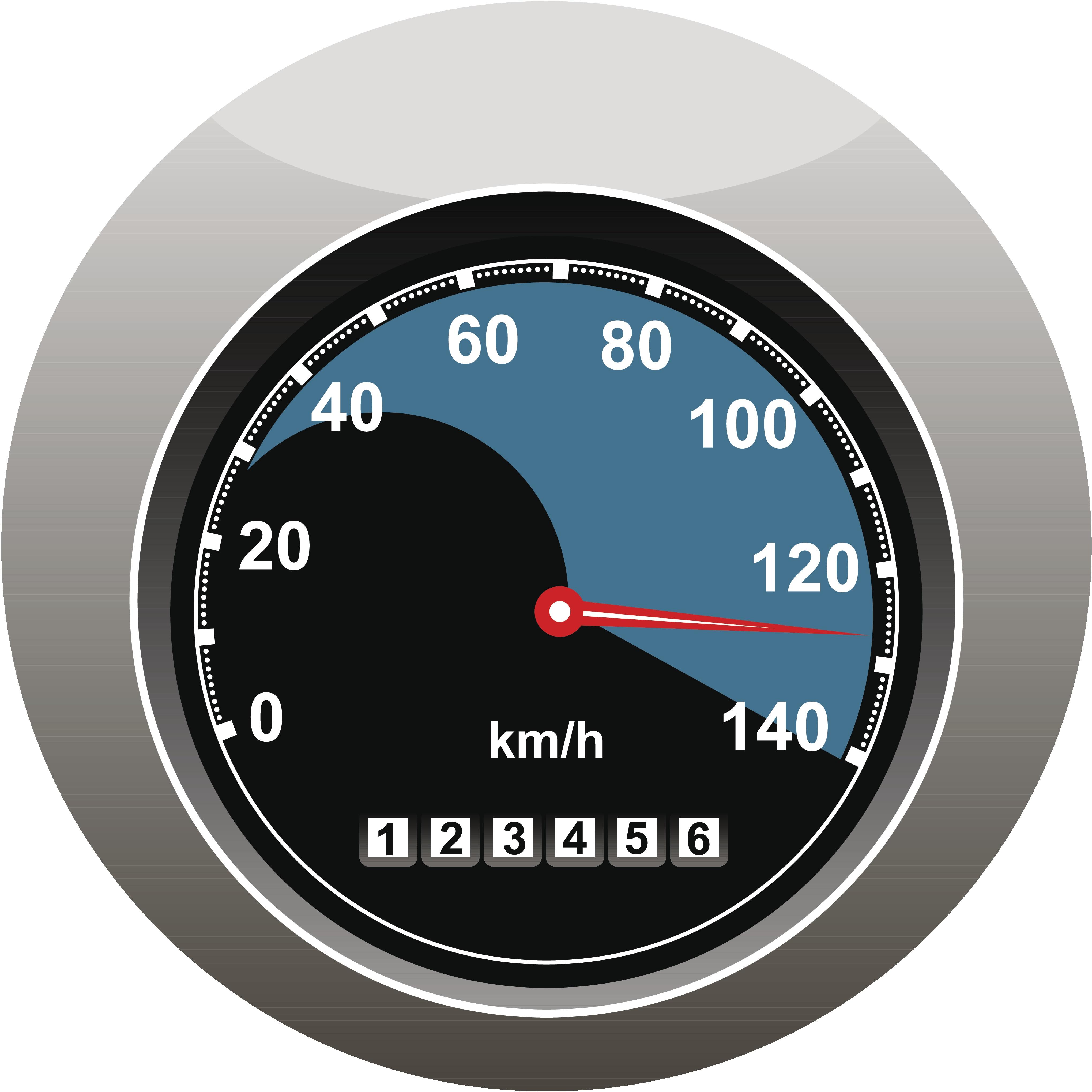 Nissan Dealership Metric Speedometer Mockup Image - Port City Nissan