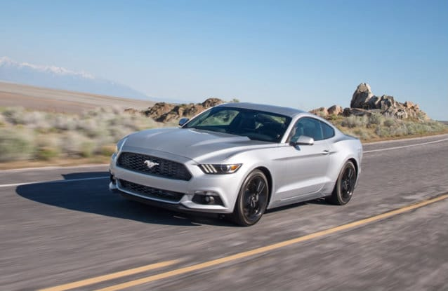 2017 Ford Mustang in Albuquerque