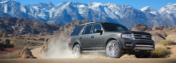 2015 Ford Expedition Albuquerque