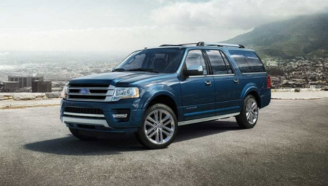 2017 Ford Expedition in Albuquerque