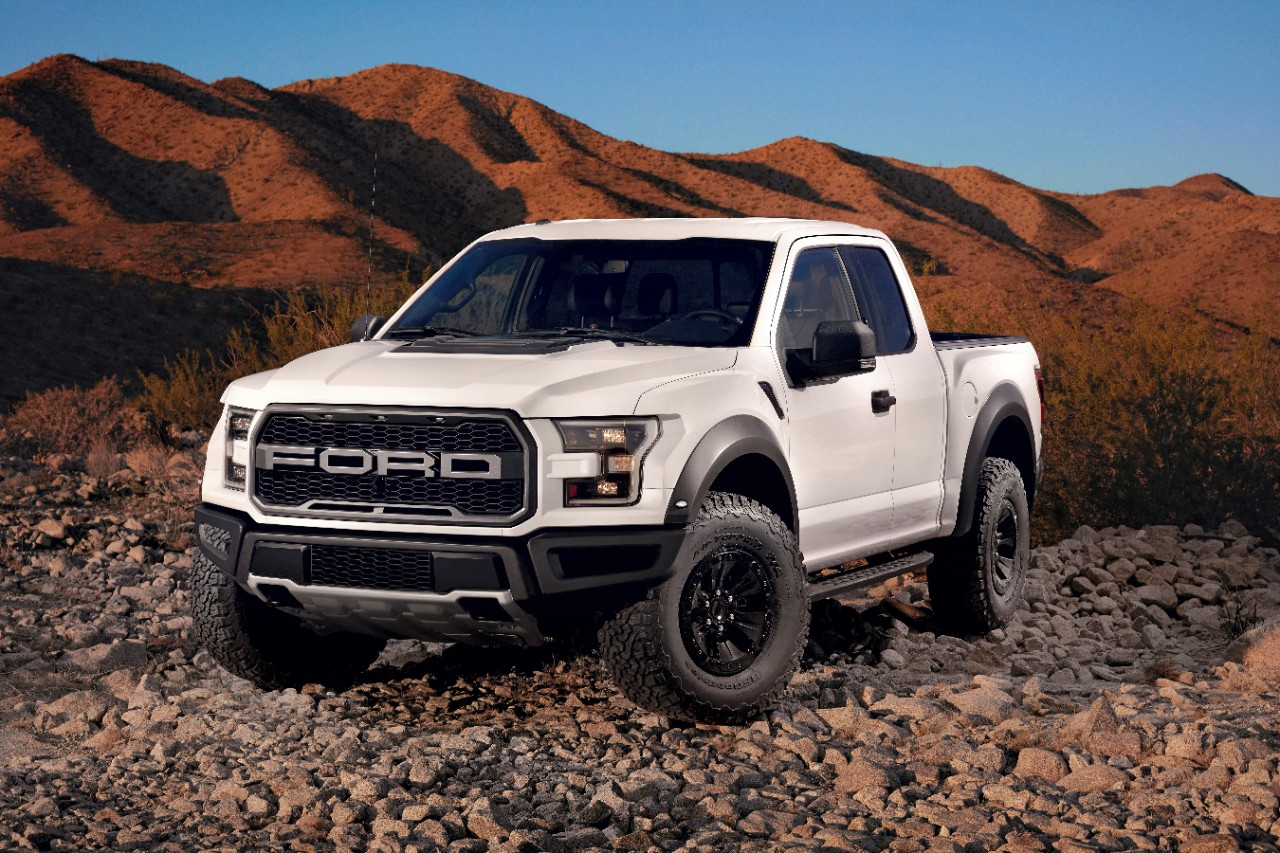 2017 Ford F-150 Raptor in Albuquerque