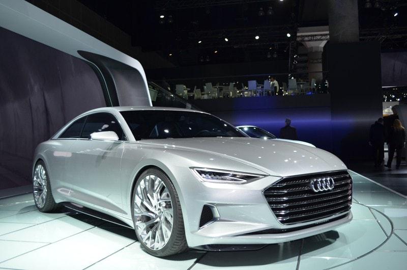 Audi Of Bellevue >> Audi At The 2014 Los Angeles Auto Show Audi Bellevue Wa