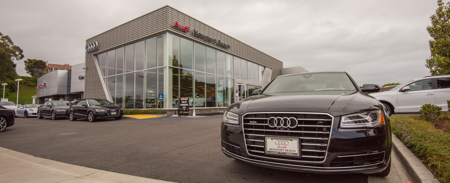 Audi Newport Beach Dealership