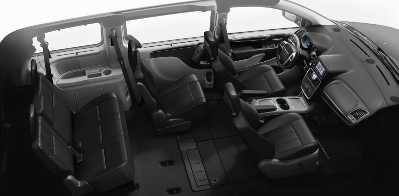 Not Your Typical Minivan | 2016 Chrysler Town & Country | Grand Haven ...