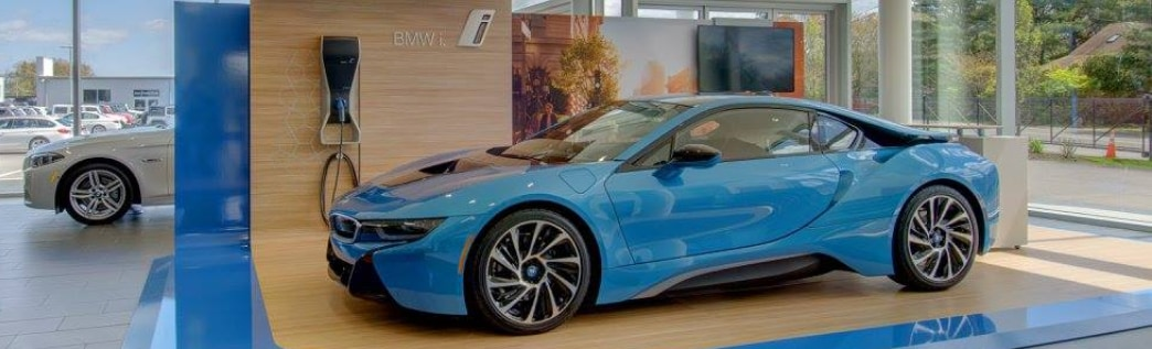BMW i8 for sale on Cape Cod