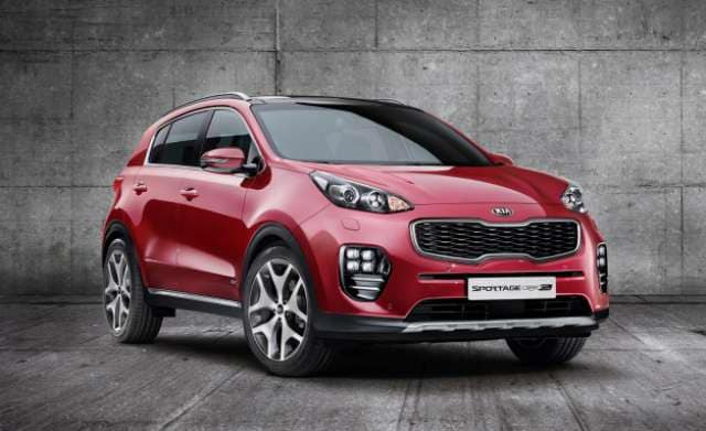Kia Unveils the All-New 2018 Kia Sportage SUV Proudly Assembled in Nigeria  (Photos) - Brand Spur