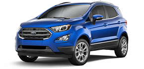 New Ford EcoSport for Sale Rochelle IL:
