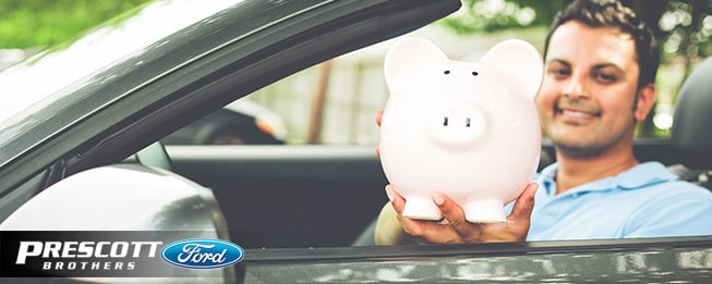 Prescott Ford/Lincoln Princeton Finance Page
