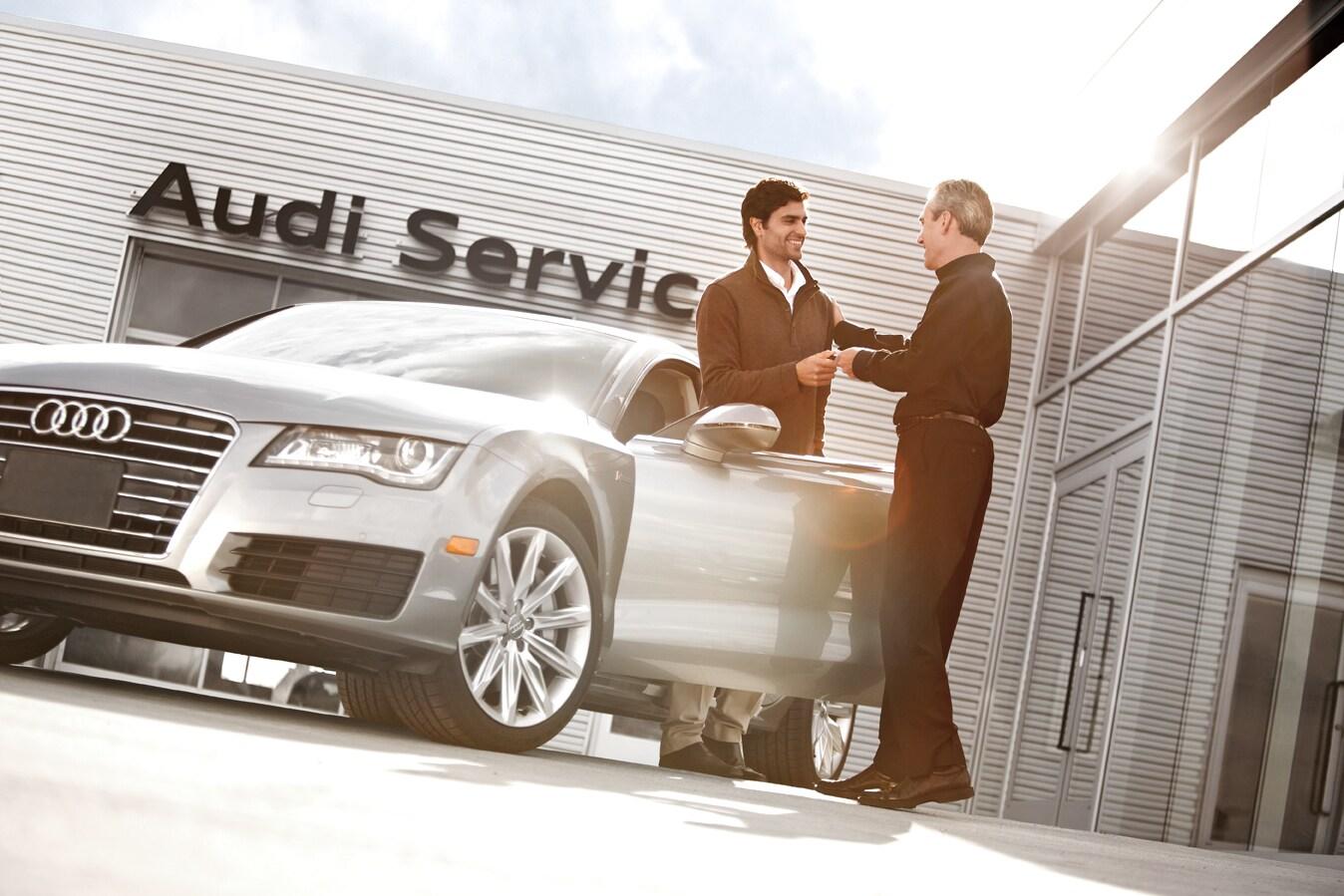 Image Gallery Audi Service