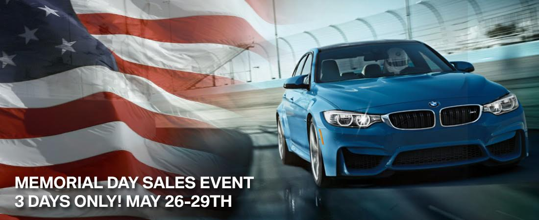 Prestige BMW | Memorial Day Sales Event