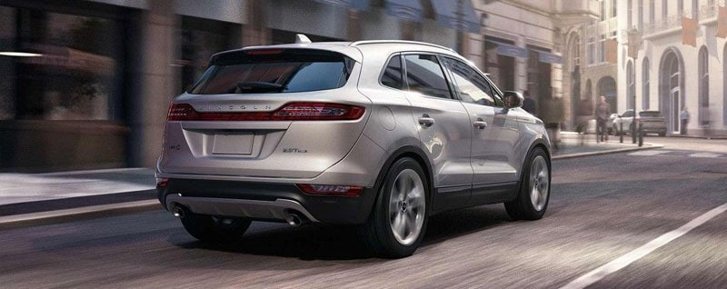 2018 Lincoln MKC Exterior