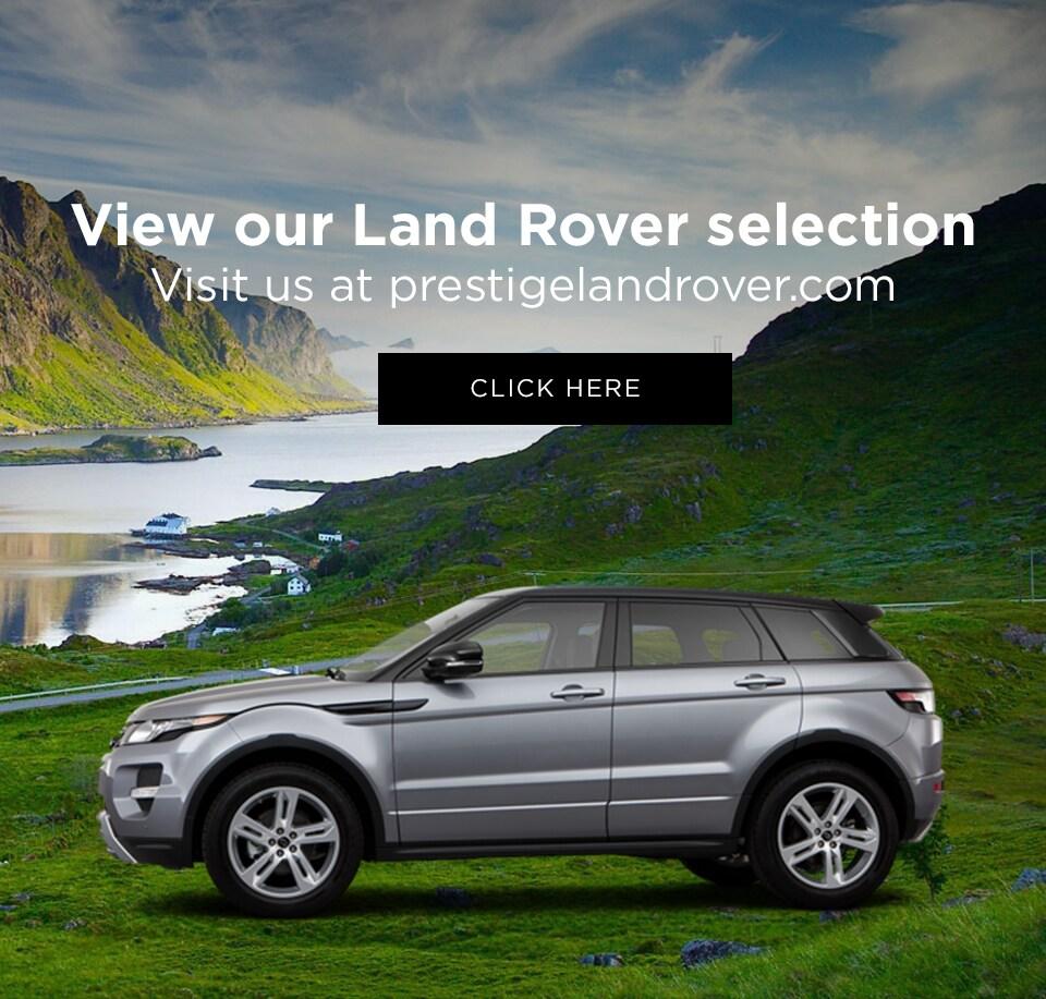 Land Rover Nj Dealers