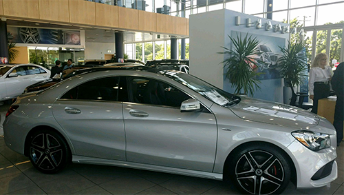 Car of the month mercedes benz paramus nj for Prestige mercedes benz paramus