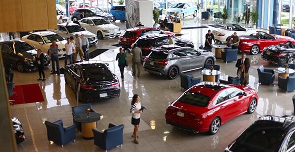 Contact Our Mercedes Benz Dealership Paramus Nj