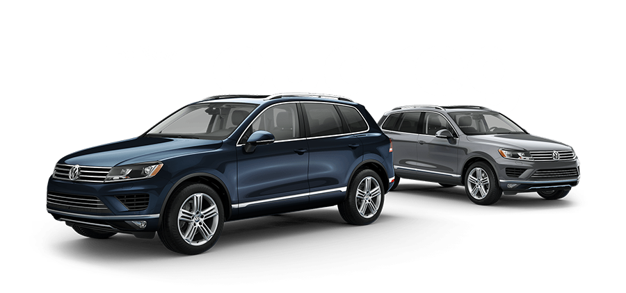 2015 Volkswagen Touareg for Sale