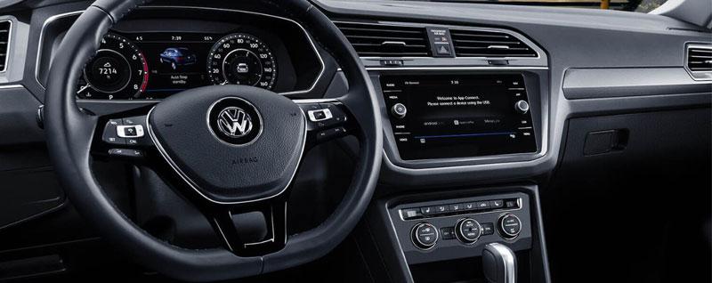 2018 VW Tiguan Interior