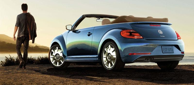 2017 VW Beetle Convertible
