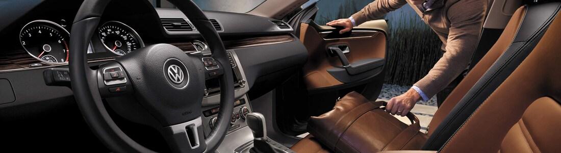 2016 VW CC Interior