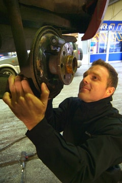 Brake Repair Turnersville, NJ